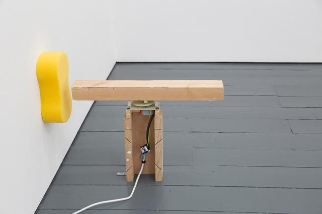 Fall, installation view, No Show Space, 2014