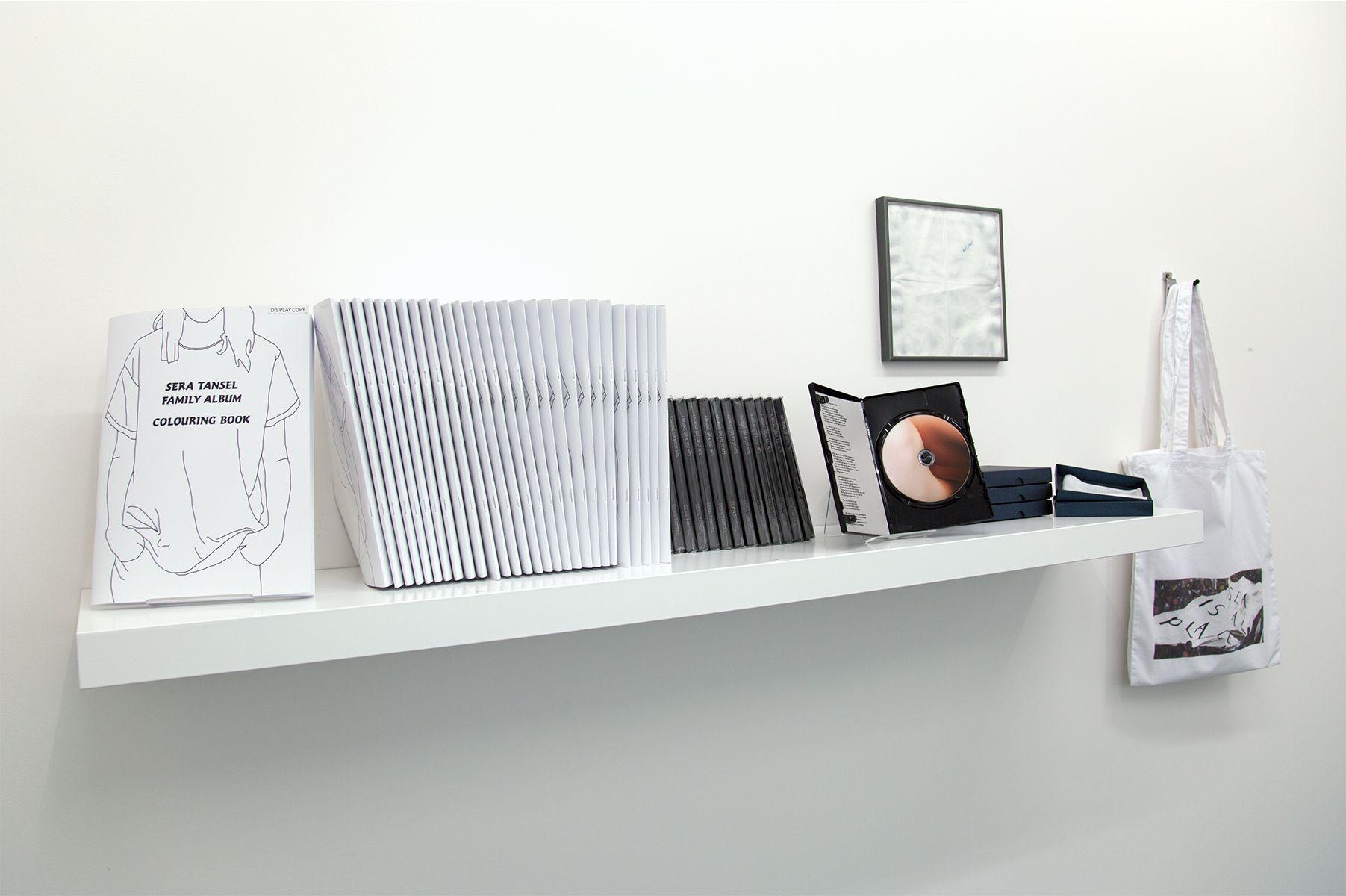 Sera Tansel Unlimited, installation view, 2015
