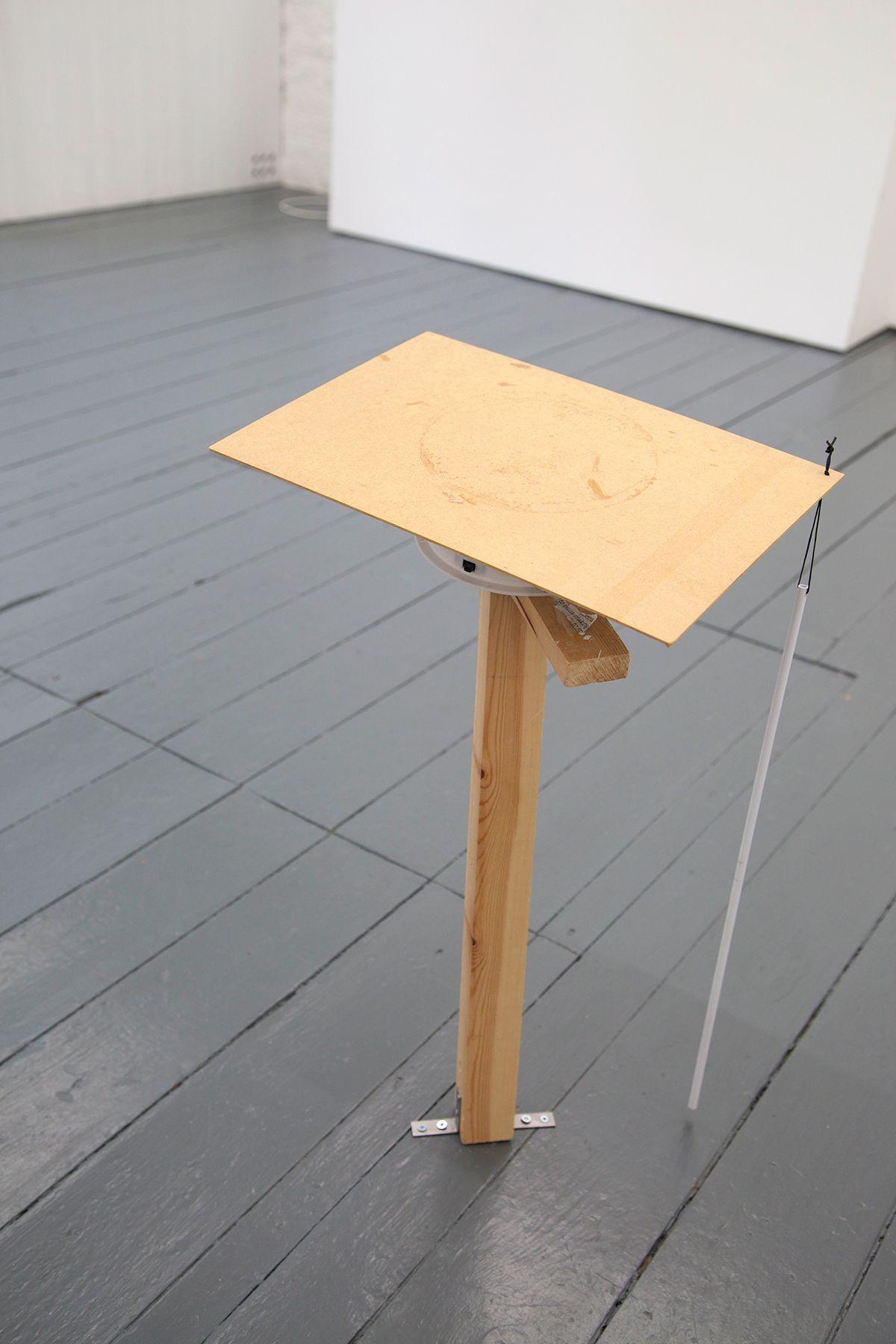 Rod String MDF Wood