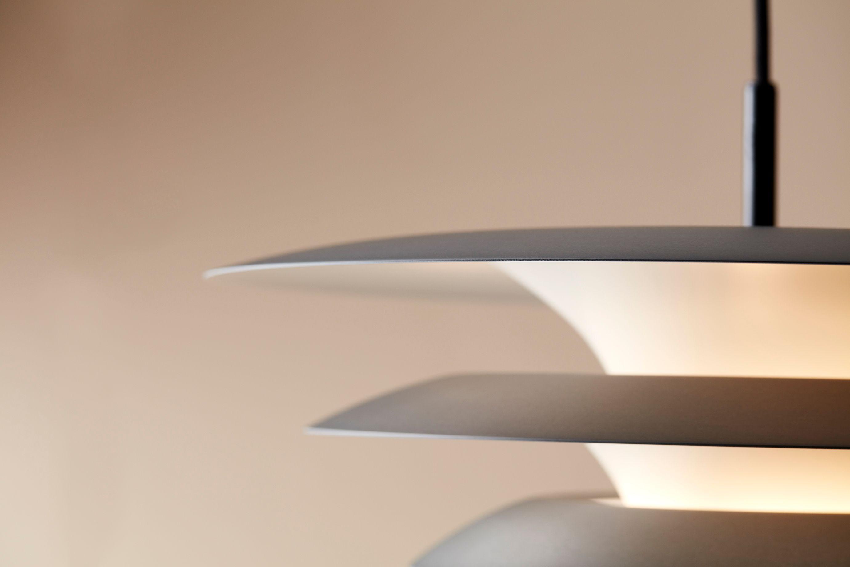 Detalj på lampskärm