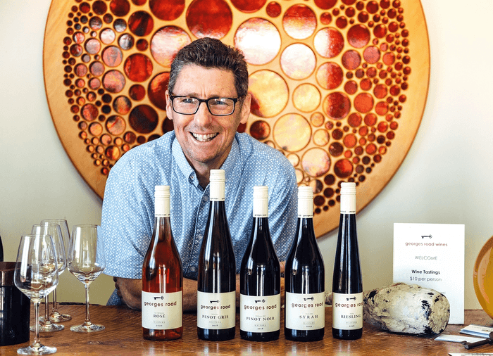 Kirk Bray of George's Road Wines