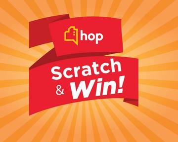 Hop Scratch Card