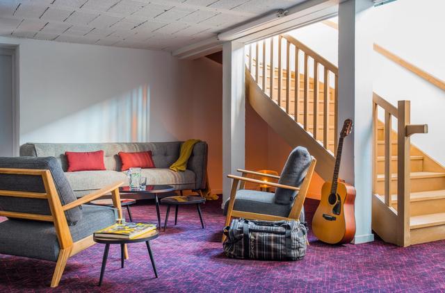 Appartement coliving Nantes quartier de la Création
