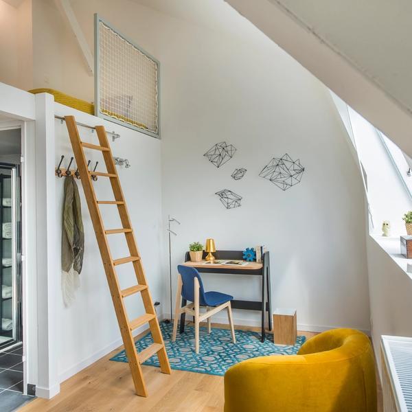 SOUFFLE - appartement