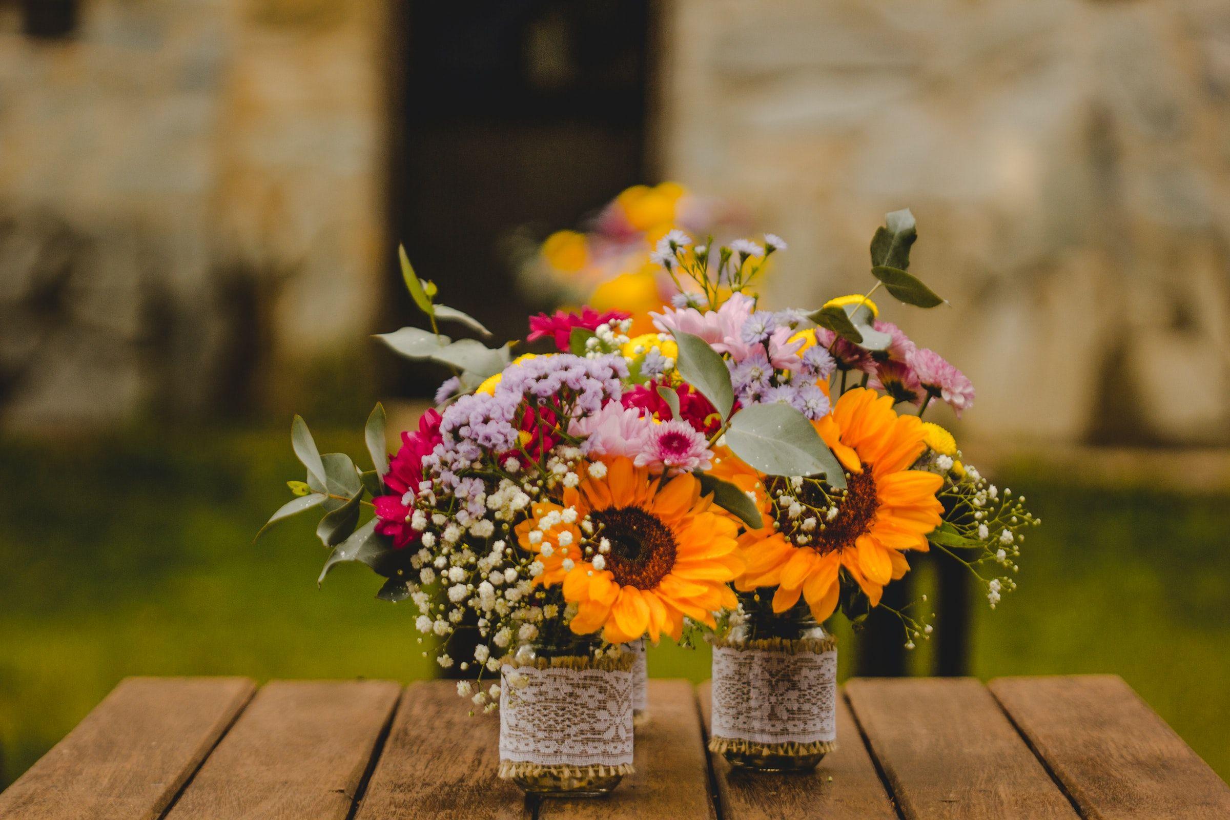 fresh blooms to brighten your day