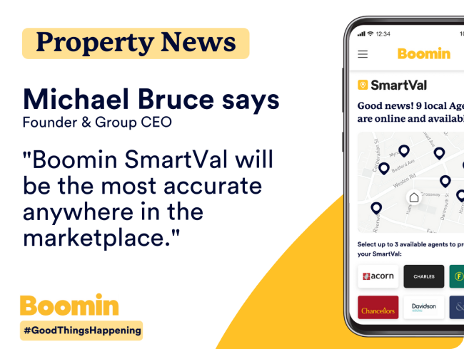 Boomin's Valuation Tool is the Most Accurate Anywhere - Claim