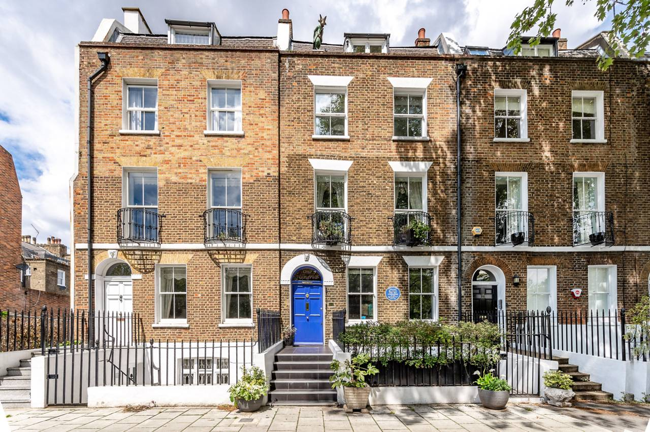 Historical Property Captain Blyth's Home Joins the Market