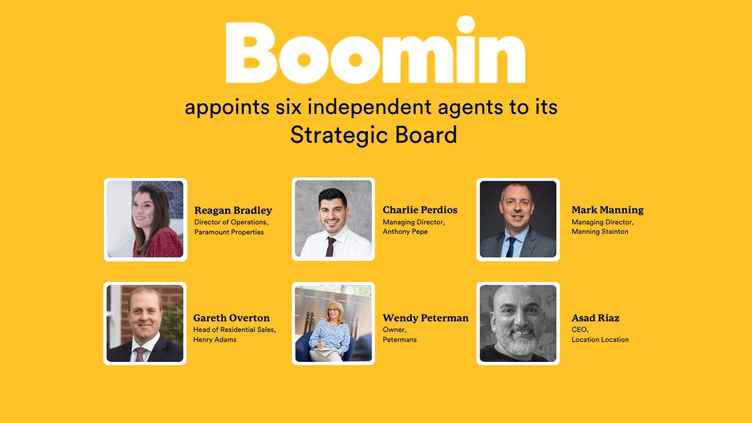 Six Independent Agents Join Our Strategic Board