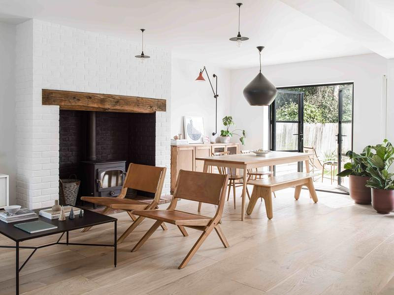 Room Recipe: Ingredients for Scandi Chic Spaces