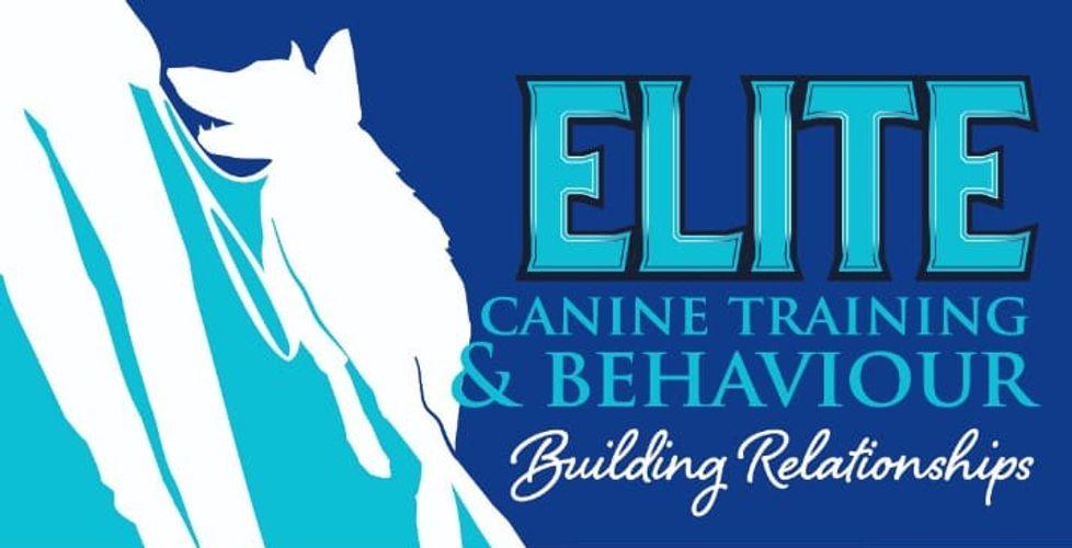 Elite Canine Training & Behaviour Logo