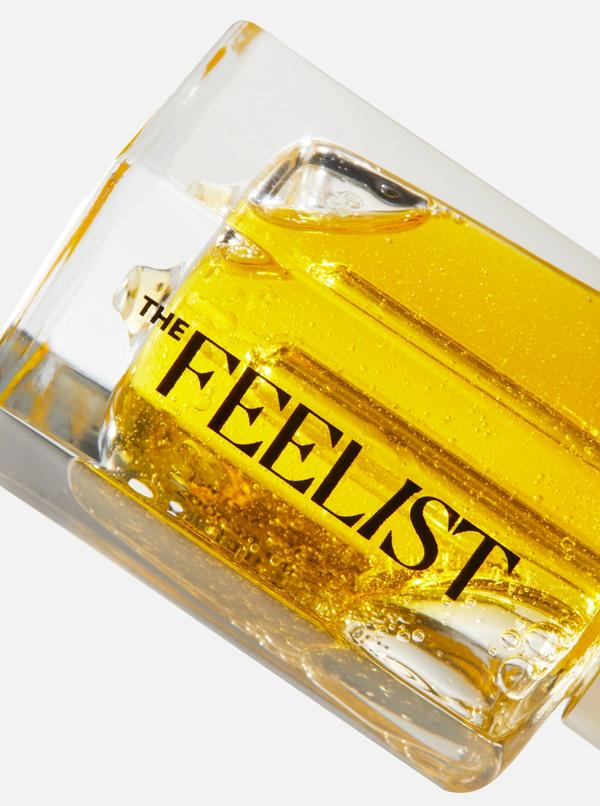 Most wanted radiant CBD infused face oil serum by the Feelist