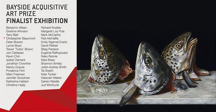 Bayside Acquisitive Art Prize Finalist