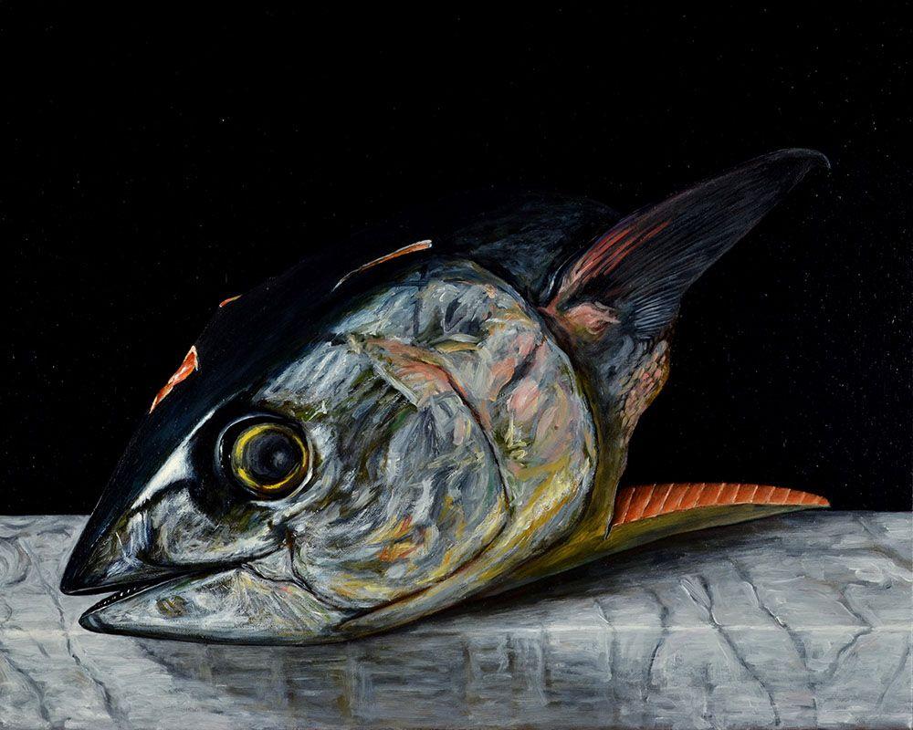 Still Life with Tuna