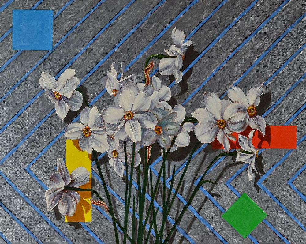 Still Life with Narcissus II