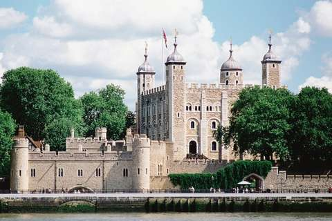 Tower of London in the Summer