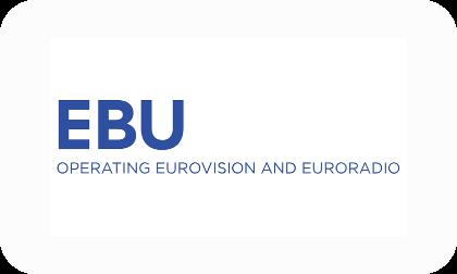 Logotype of The European Broadcasting Union