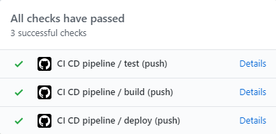 Migrating from TravisCI to Github Actions
