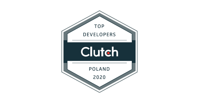 Bravelab.io is recognized as a top Custom Software Developer by Clutch