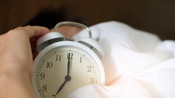 early morning awakenings and insomnia