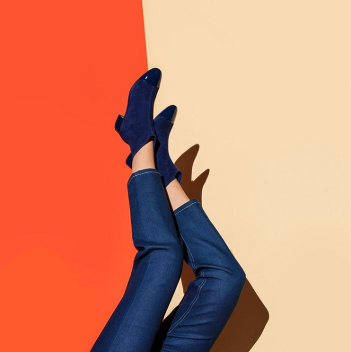 Sustainable jeans made-to-order