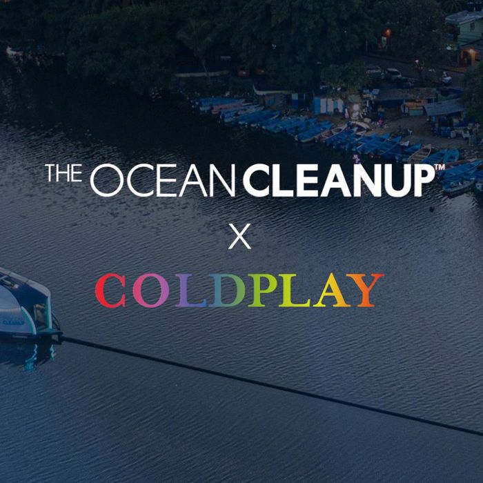 Coldplay take action to reduce plastic