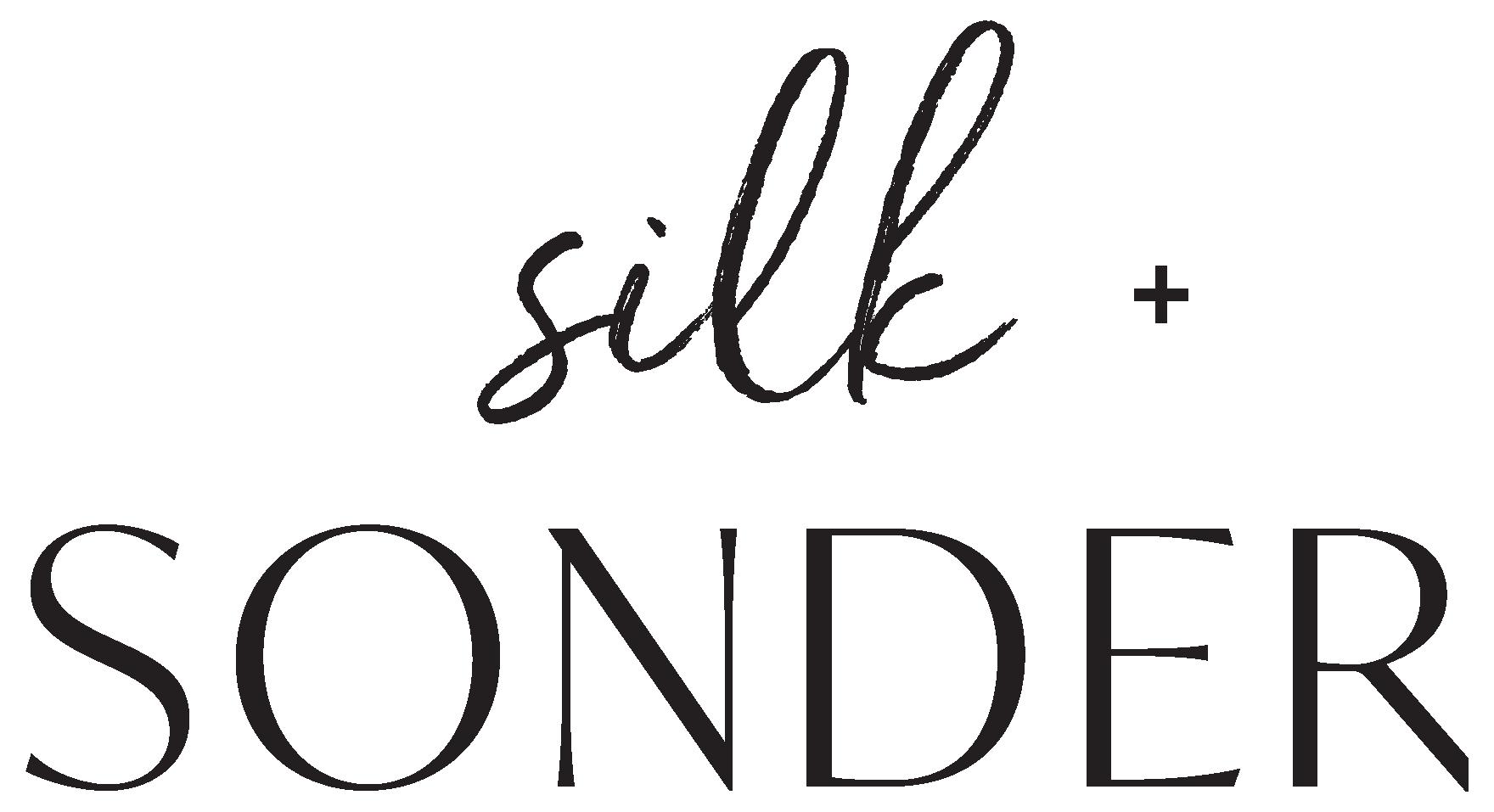 Silk + Sonder