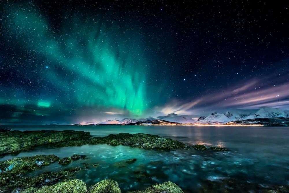 applicazione aurora boreale