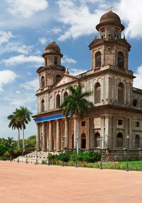 chiesa a managua