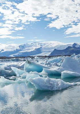 ghiacciaio jokulsarlon islanda
