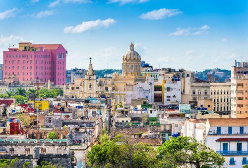 Fuori dal tempo: Cuba cover