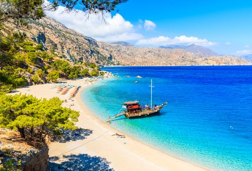 Perla del Mar Egeo: Karpathos cover