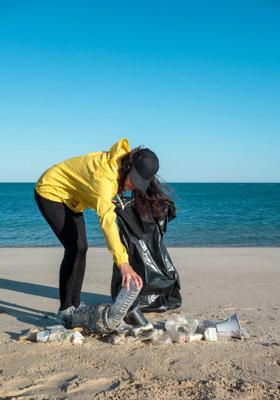 pulire le spiagge in portogallo