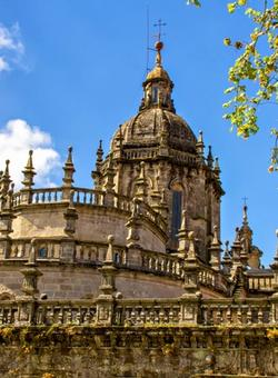 santiago di compostela cattedrale