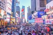 Times Square Caos