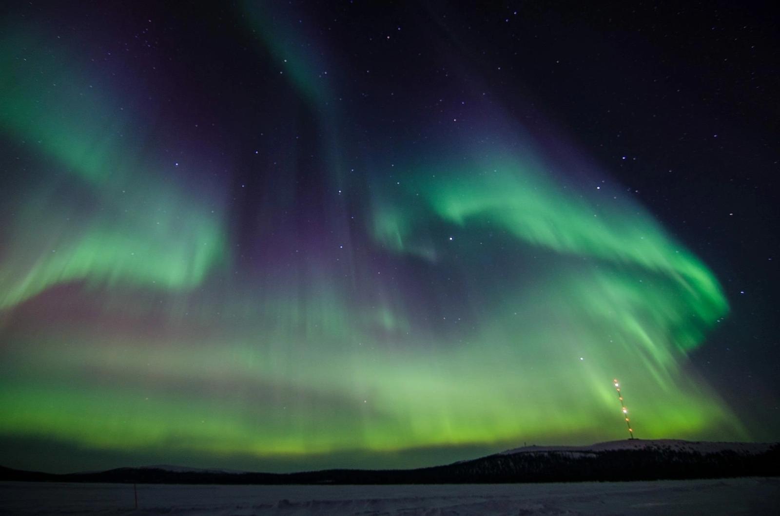 le migliori destinazioni per vedere l aurora boreale