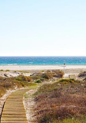 spiaggia los lances norte tarifa