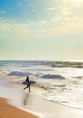 lezioni di surf in spagna