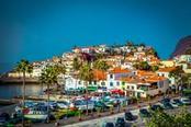 villaggio di funchal madeira portogallo
