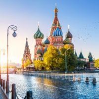 Piazza Rossa a Mosca