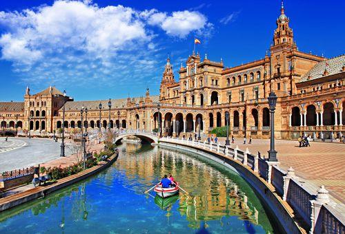 Gran tour dell'Andalusia cover