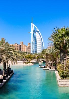 Burj Al Arab Hotel di Lusso