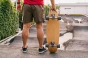 lezioni di surfskate a somo in spagna