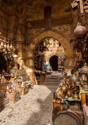 mercato khan el khalili