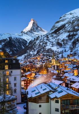 migliori localita sciistiche in svizzera zermatt