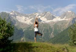 yoga in alto adige