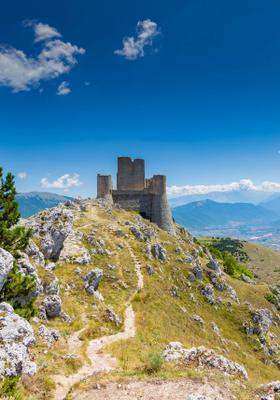 rocca calascio castelli piu belli europa