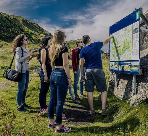 viaggi di gruppo organizzati per aziende in montagna
