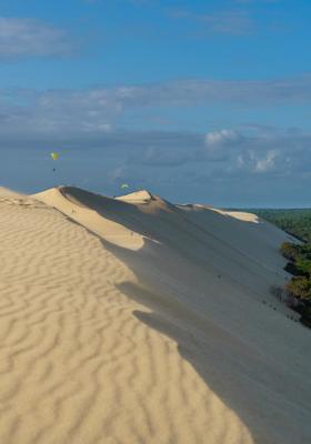 duna di pilat in francia