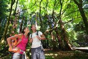 trekking nel parco della sila