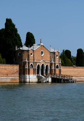 Isola di San Michele venezia